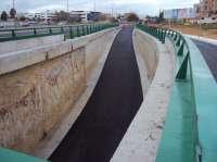 Maeztu valora el proyecto de la pasarela peatonal del parque PISA y demanda información a la Junta