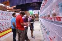 Alcalá de Guadaíra acoge el XXXI Concurso Ornitológico con 2.400 ejemplares