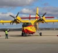 La Junta aprueba 11,5 millones para lucha contra incendios y remodelará dos aeródromos para trabajos de extinción