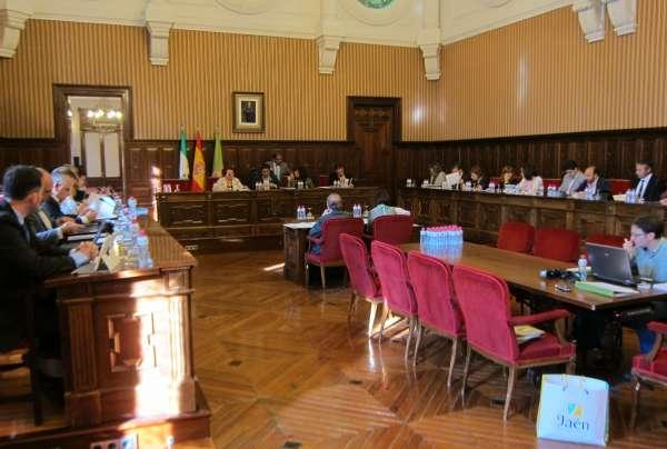 El Pleno de la Diputación aprueba por unanimidad una moción en defensa de los trabajadores y alumnos de La Laguna
