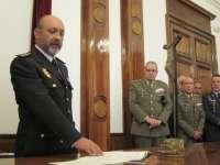 El comisario Francisco Martín se pone al frente de la Policía Nacional en Salamanca