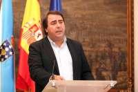 El alcalde de A Coruña niega favores a Crespo y le recomienda que