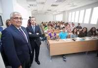 Inaugurada la ampliación de la Facultad de Turismo y Finanzas, un espacio
