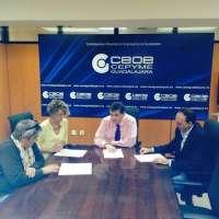 FSP-UGT firma el primer convenio colectivo de centros odontólogos de la provincia de Guadalajara
