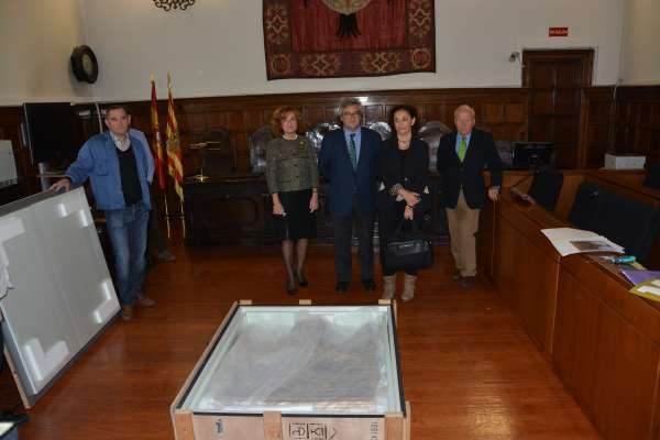 La Diputación de Lleida revende a Aragón un retablo gótico acatando una sentencia del Supremo