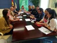 La Junta pone en marcha la Comisión de Violencia de Género integrada por distintos organismos y entidades