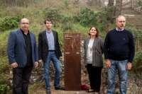 Guía Repsol entrega a Haro la placa que acredita a la Ermita de San Felices como 'Mejor Rincón 2014'