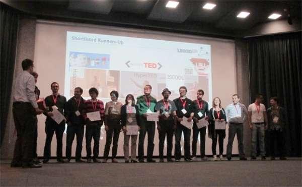 Didactalia recibe el segundo premio en la VICI Competition, celebrado en Italia