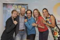 'The Color Run By Desigual' llega por primera vez a Andalucía pintando de colores las calles de Sevilla