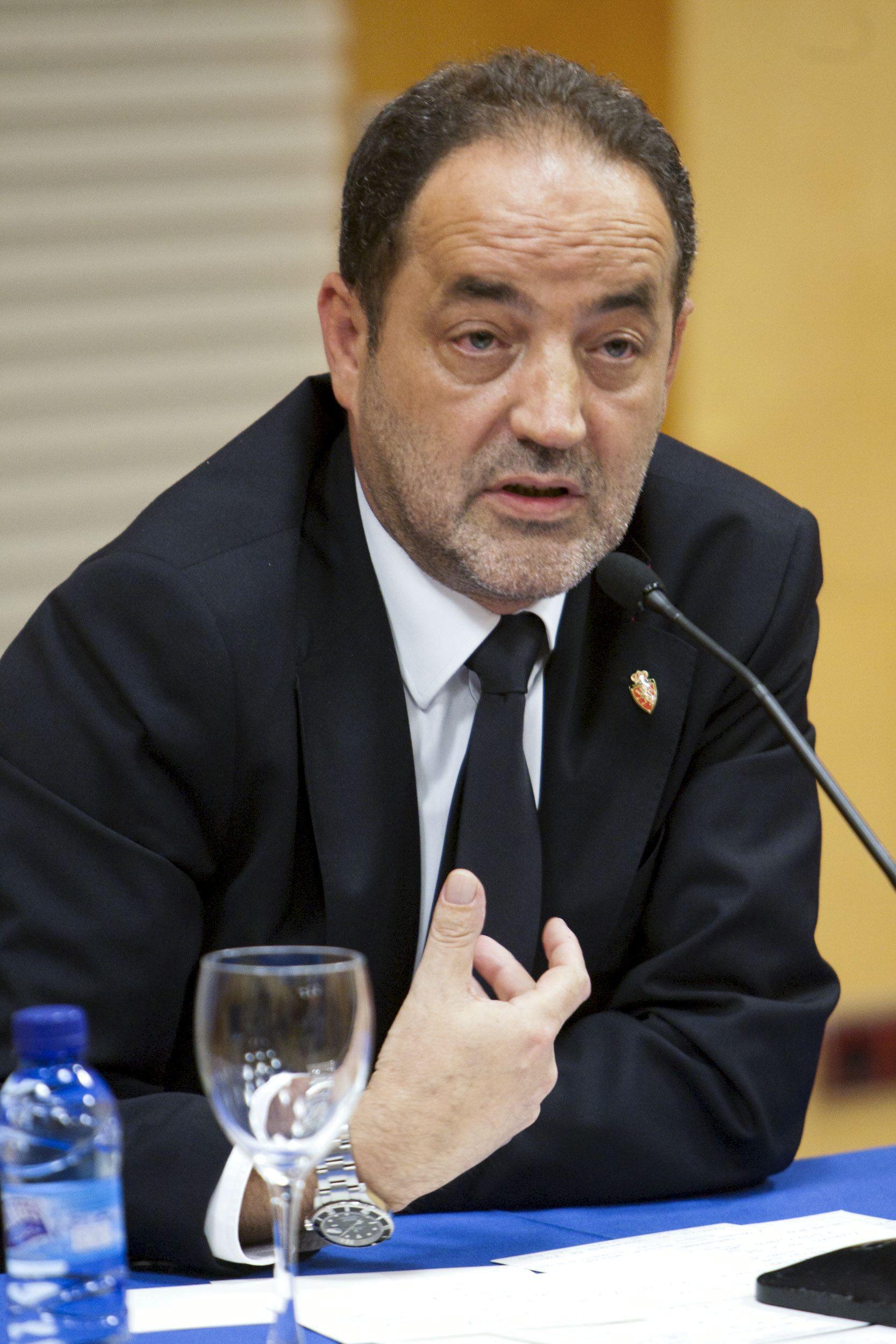 Agapito Iglesias.