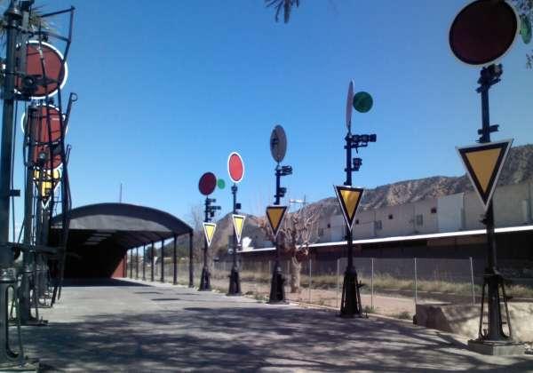 El Centro de Arte 'La Estación' pionero a nivel nacional en la acción comunitaria a través del arte