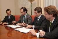 Bankia aportará 500.000 euros al fomento de la formación dual en Baleares