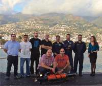 La ULPGC y Madeira colaboran para que los robots submarinos puedan tomar