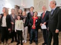 Los derechos a la integración, a la igualdad, a la protección y al amor ganan el VII Premio del Menor de Andalucía