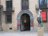 Una visita guiada explicará detalles de algunas obras de Gargallo donadas al museo que lleva su nombre
