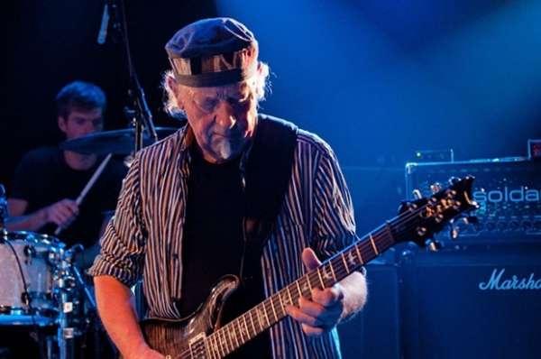 El guitarrista de los Jethro Tull, Martin Barre, actúa el próximo martes en la sala BBK