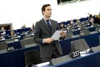 La sede del Parlamento Europeo en Bruselas acoge desde este lunes la III Semana de la Cultura de Navarra