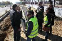 Ayuntamiento de Mairena de Aljarafe comenzará los arreglos de los parques y jardines tras navidad