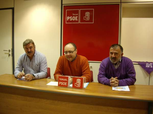PSOE-Teruel viaja a Bruselas para hablar de la PAC, la minería y la despoblación