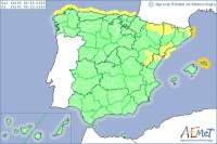 El norte de Castellón despedirá el puente con vientos de hasta 80 km/h