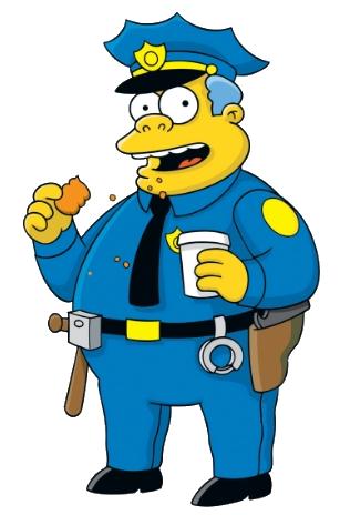 Agente Wiggum.