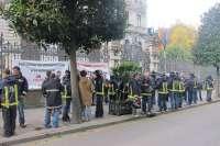 Huerta (Foro) pide que los bomberos auxiliares del Principado se incorporen al turno de 24 horas