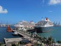 Más de 30.000 cruceristas arribarán a Las Palmas de Gran Canaria antes de fin de año