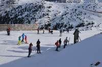 Las estaciones del Grupo Aramón abren este sábado con unos 70 kilómetros esquiables