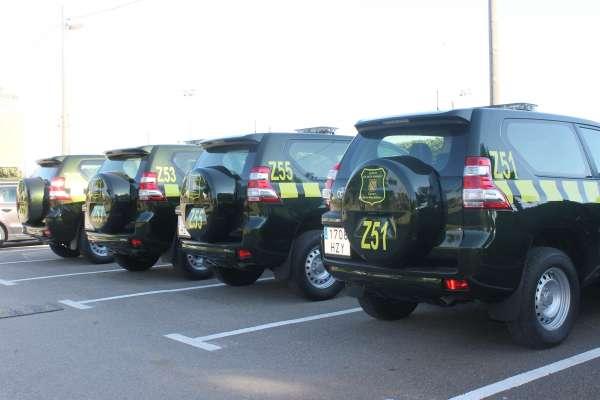El Govern destina 150.000 euros a la compra de cinco nuevos vehículos para los agentes de Medio Ambiente
