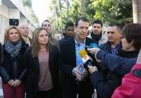 Navas (PSOE-A) critica que Moreno no merece ningún reconocimiento porque