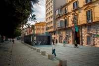 Ayuntamiento subraya que la peatonalización del lateral sur de la Alameda