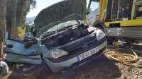 El 061 atendió a 62 personas debido a 40 accidentes de tráfico registrados el fin de semana en Galicia