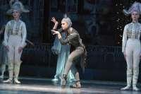 El Ballet Nacional del Teatro de la Ópera de Lviv ofrece en A Coruña un montaje escénico con cuentos