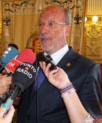 El alcalde de Valladolid calcula que en febrero podrían saberse los candidatos del PP a las alcaldías de capitales