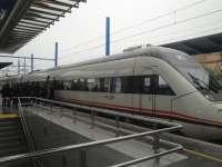 Los trenes Avant Sevilla-Córdoba-Málaga han sido utilizados por 7,7 millones de viajeros en su primera década
