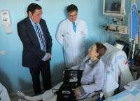 Una salmantina, primera española en contar con un ventrículo artificial y definitivo para superar problemas de corazón