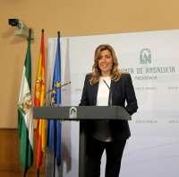 Díaz reclama que los debates entre CCAA se mantengan en la Conferencia de Presidentes, que lleva
