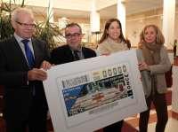 El cupón de la ONCE del 7 de enero estará dedicado al primer centenario del Parque de Gasset de Ciudad Real