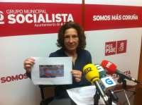 Barcón (PSOE) exige al alcalde de A Coruña