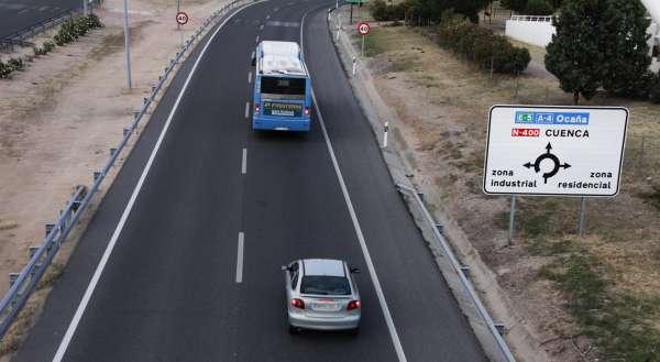 Un fallecido en los seis accidentes registrados el fin de semana en las carreteras de Castilla-La Mancha