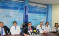 Sáez Aguado asegura que los facultativos no tienen restricciones para facilitar medicamentos contra la hepatitis C