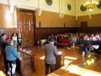 La Diputación concluye el proceso por el que más de 300 empleados laborales han pasado a ser funcionarios