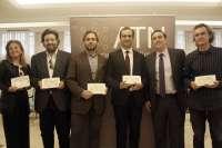Entregados Premios Talentia 2014 al desarrollo de Andalucía, con Airbus o Lina Quesada entre los galardones