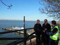 Infraestructuras mejorará la señalización de los enclaves más emblemáticos del parque Natural de l'Albufera