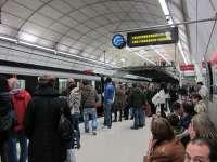 El último metro en Nochevieja partirá de Basauri a las 20.51 horas y de Plentzia a las 20.40 horas