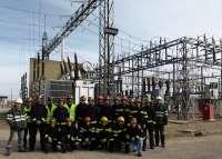 Iberdrola ofrece una jornada formativa a bomberos de Salamanca para actuaciones en instalaciones eléctricas