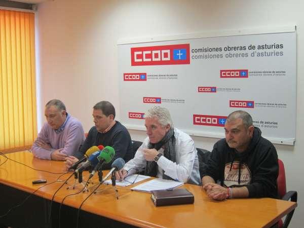 CCOO desmiente las acusaciones de Alsa de que su convocatoria de huelga se deba al despido de un trabajador
