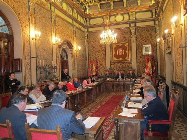 La Diputación de Salamanca aprueba su presupuesto