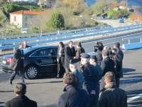Rajoy inaugura el último tramo de la Autovía del Cantábrico como