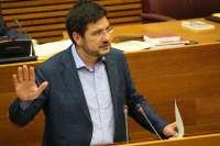 Blanco (EUPV) asegura que el discurso de Fabra es el de un presidente